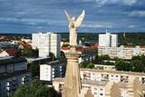 Engel über Potsdam poster