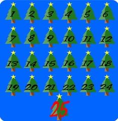 calendario natalizio