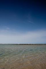 El cielo sobre el agua en Zahora