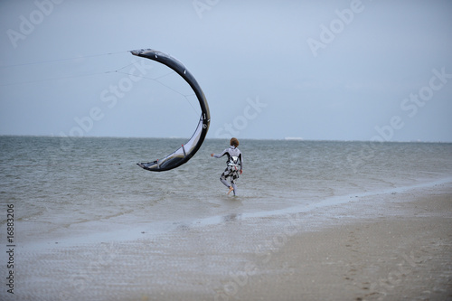 Kite Surfing VII