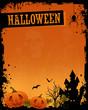 Halloween background - 16886093