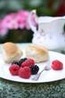 waldfrüchte zum frühstück