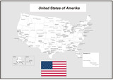 United States of Amerika poster