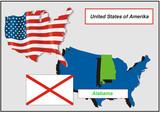United States - Alabama poster