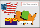 United States - Arizona poster