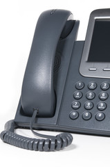 Modern business phone