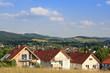 Blick auf Rimbach im Odenwald