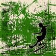 Fototapete Schlittschuhläufer - Urbano - Beim Sport