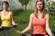 yoga in der natur freiheit
