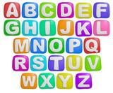 Fototapety alphabet