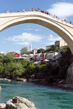 Mostar Bridge - Bosnia Herzegovina poster