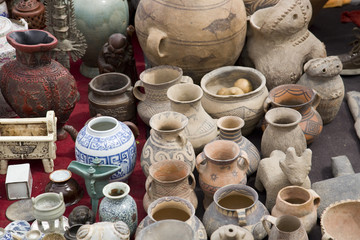 old Pottery on the Market