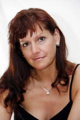 Portrait einer Frau Mitte 30