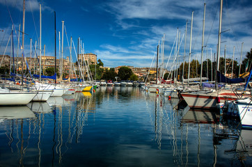 Capodimonte's Port