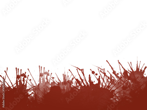Abstract blood background