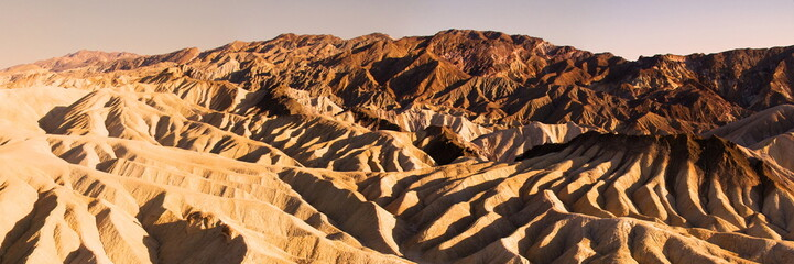 Sunset at Death Valley National Park