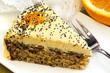 Orange Cake with Poppyseeds