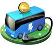 Investir dans le transport en commun électrique (détouré)