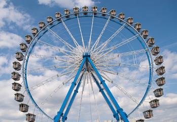 Ferris Wheel at the Octoberfest in Munich, Germany