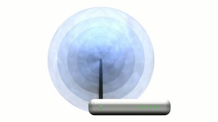 router radazioni