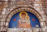 Mary and Jesus, Sarajevo, Bosnia-Herzegovina poster
