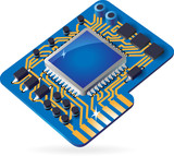 Icon of chipset