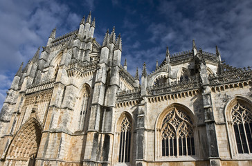 A gem of the Portuguese Gothic, built between 1386 and 1517