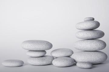 Piedras Zen Blancas
