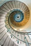 Fototapety beautiful lighthouse staircase
