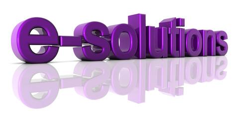 E-SOLUTIONS