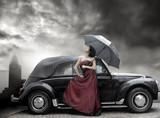 Londyńska Lady we mgle