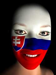 Slovakia - woman