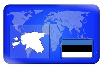 3D-Button - Estland