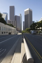 Business District, California