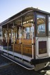Tram, San Francisco, California
