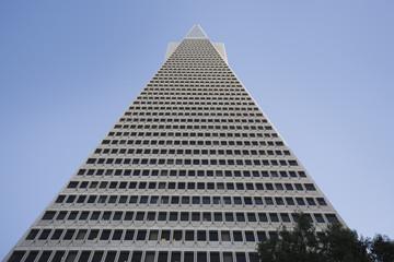 Transamerica Buiding, San Francisco, California
