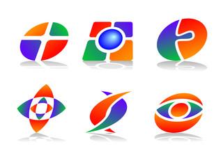 Logo Icon Design Set