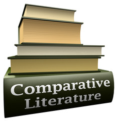 Education books - Comparative Literature