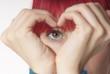Hand Herz | hand heart