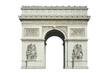 arc de triomphe détouré - 16994862