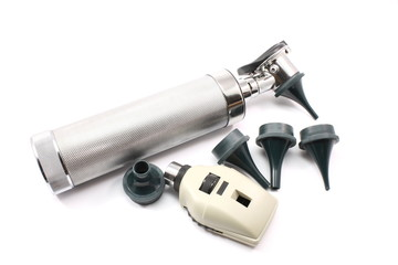 Otoscope/Opthalmascope and attachments