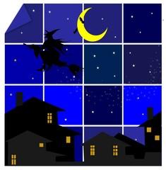 sfondo halloween
