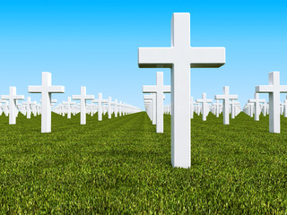 geen land cemetery