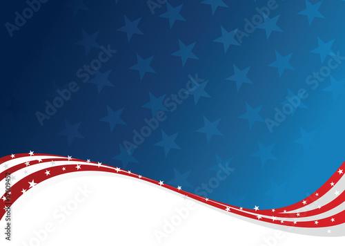 Patriotic Background - 17009452