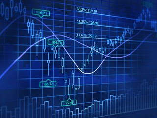 Abstract stock diagrams