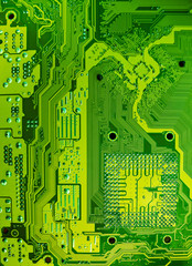 PC Electronic circuit