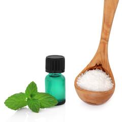 Peppermint Essence and Sea Salt