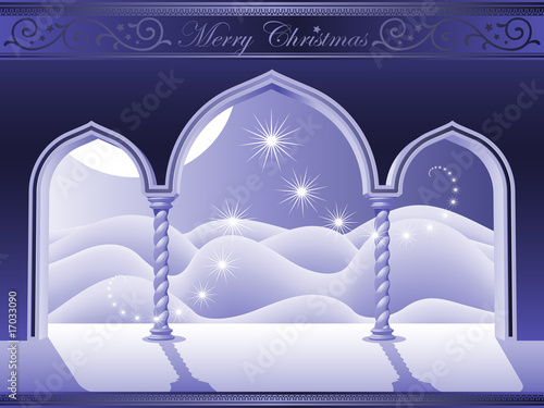 heavens door of christmas