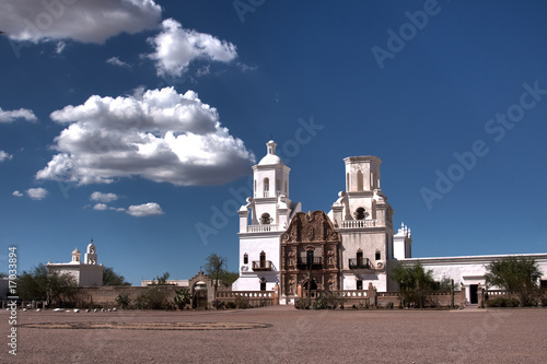 San Xavier Mission, Tucson Arizona