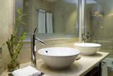 Design of a bathroom
